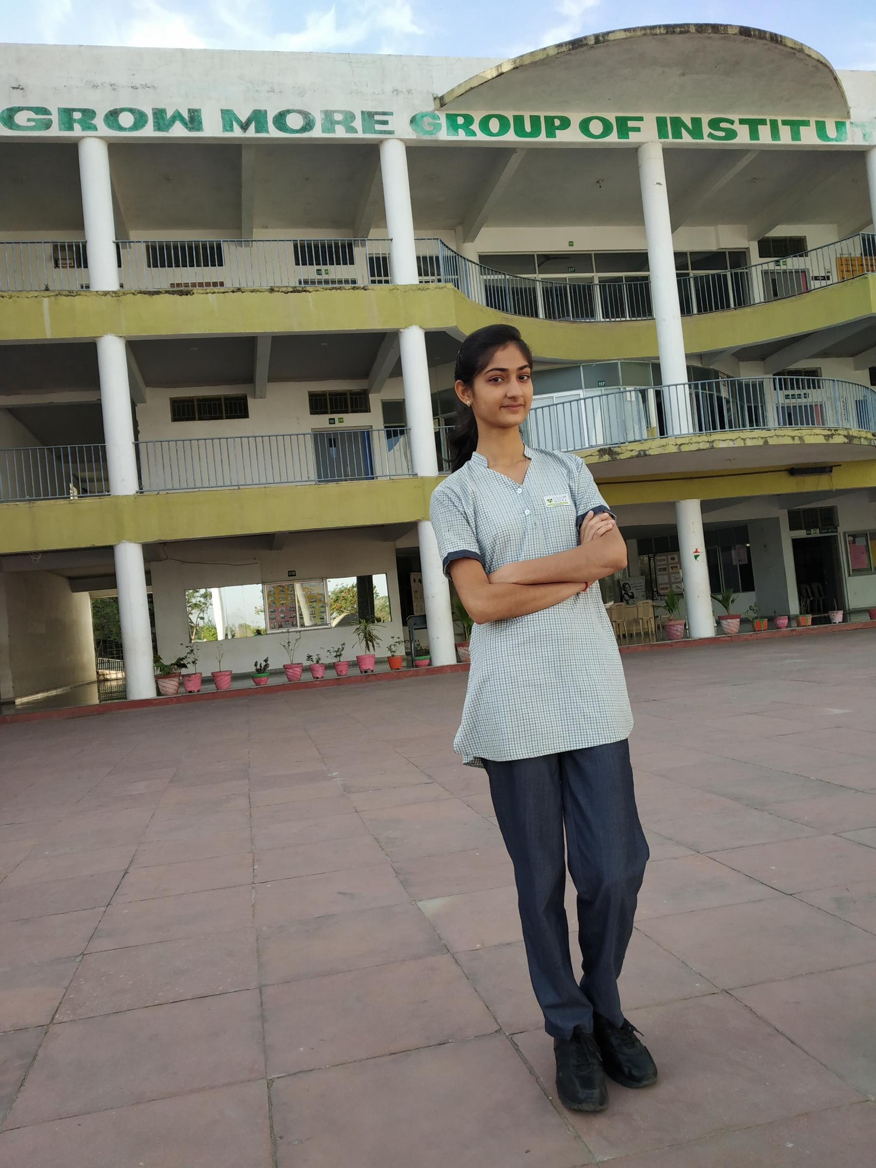 Ideal Growmore Student